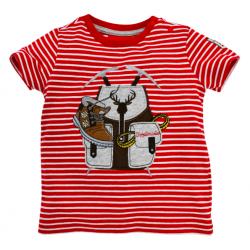 "T-Shirt halbarm ""Rucksack""..."