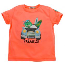"""T-Shirt halbarm """"Paradise""""..."""