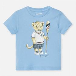 T-Shirt kurzarm Tier