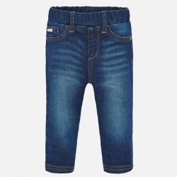 Jeans-Hose Basic blau