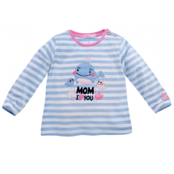 "Langarmshirt ""Mom I Love..."