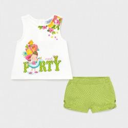 Set Shorts Baby Mädchen