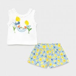 Set Shorts gemustert Baby...
